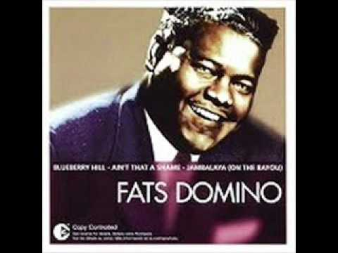 Клип Fats Domino - Be My Guest