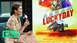 """Nina Dobrev Talks About Starring In """"lucky Day,"""" The New Film From Roger Avary"""
