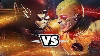 The flash Last Fight Full HD