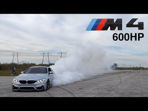 BMW M4 AWE Exhaust  RK Tunes Intakes **SOUND S**