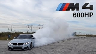BMW M4 AWE Exhaust + RK Tunes Intakes **SOUND CLIPS**