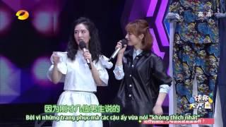 [VietSub]150321 Happy Camp Full ver - Ngô Diệc Phàm, Trần Vỹ Đình, Dương Dương, Trương Hàn