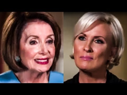 Nancy Pelosi's Incoherent Response To Impeachment Question