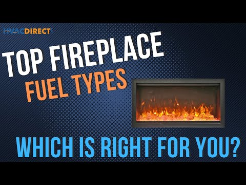Gas Fireplace, Electric Or Wood? Indoor Fireplace Types