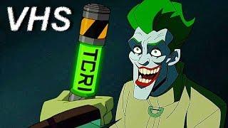 Бэтмен против Черепашек-Ниндзя - Трейлер на русском - VHSник