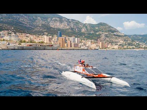 Julien Dabat - Concevoir et Construire un bateau innovant et éco-responsable