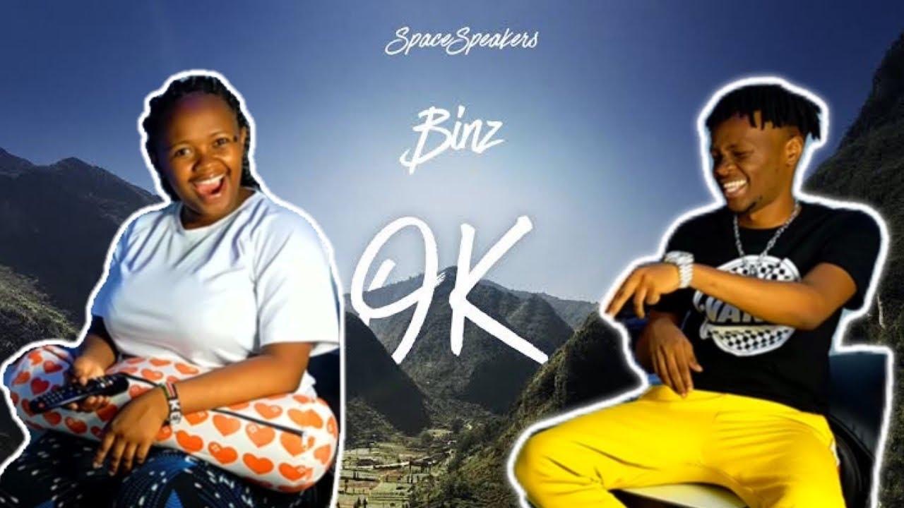 BINZ - OK | AFRICAN REACTION VIDEO