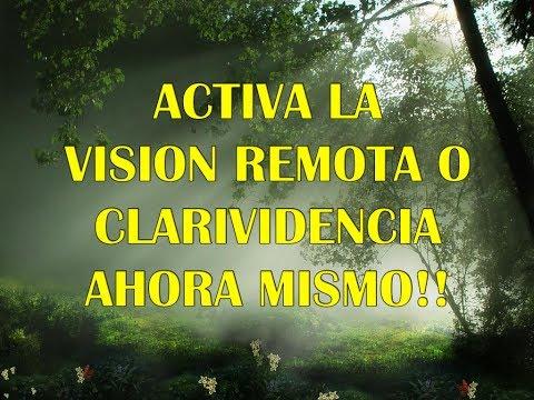 ACTIVA LA VISIN REMOTA O CLARIVIDENCIA AHORA!!!!