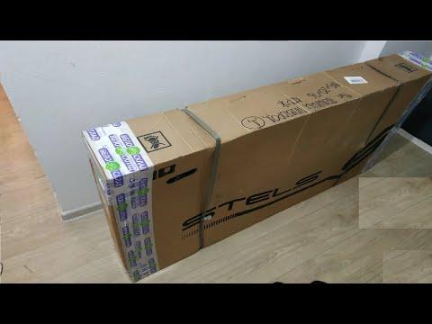Распаковка и сборка Stels Navigator 630