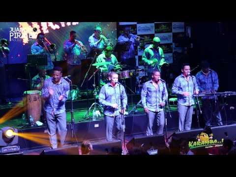 Eres - Grupo Niche - Karamba Latin Disco 2015