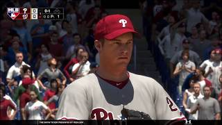 MLB The Show 18 PS4 - Phillies vs Nationals Game 3 (Full Broadcast Presentation)
