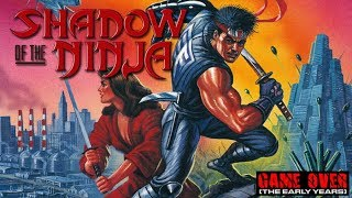 Game Over: Shadow of the Ninja (NES) - Defunct Games