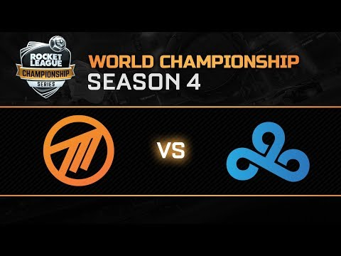 METHOD vs CLOUD9 Lower Final - World Championship - RLCS S4
