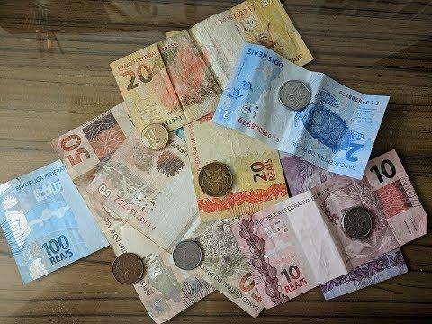 Brazilian Currency & Exchange Rate