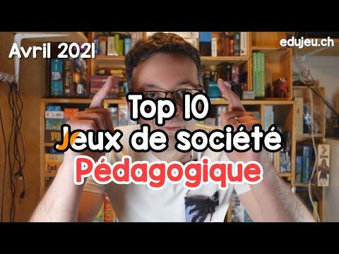 TOP 10 Jeux de société Solo