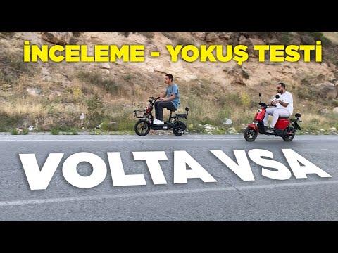 VOLTA VSC TANITIM