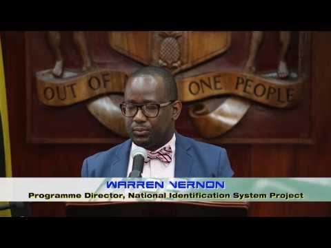 JIS:National Identification System NIDS  July 6, 2017