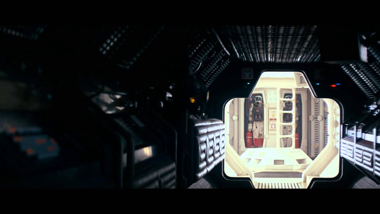 Alien - Das unheimliche Wesen aus einer fremden Welt - Trailer