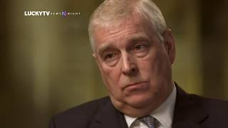 LuckyTV - Prince Andrew can't have sex