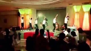 Nhảy Bèo dạt mây trôi - mash up - waka waka cực vui
