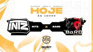 BarD vs INTZ  - Playoffs Season 2   Call of Duty: Mobile