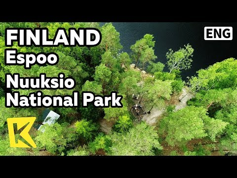 【K】Finland Travel-Espoo[핀란드 여행-에스포]눅시오 국립공원/Nuuksio National Park/Iso Holma/MushroomStew/Camping