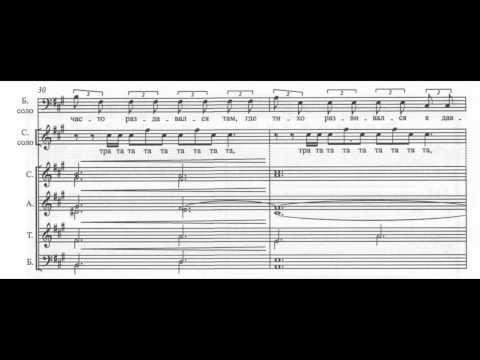 Sviridov - Pushkin's Garland 07 Reveille
