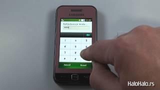 Samsung S5230 dekodiranje pomoću koda(Postupak unosa koda prilikom dekodiranja Samsunga S5230. Dekodiranje pomoću fabričkih kodova je najbezbedniji mogući način. Ukoliko želite da dekodirate ..., 2013-03-07T11:15:49.000Z)