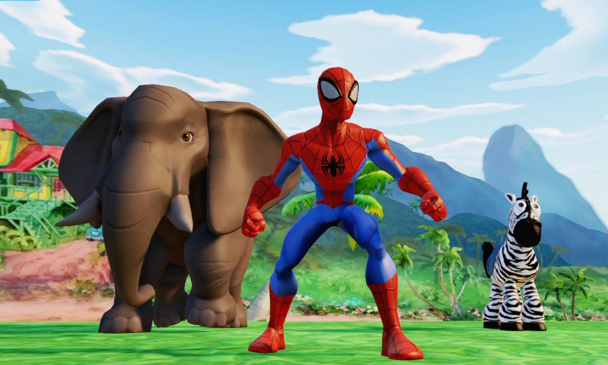 Ютуб видеохостинг человек паук