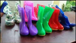 Donate Rain Boots to  Munai Kids 2018