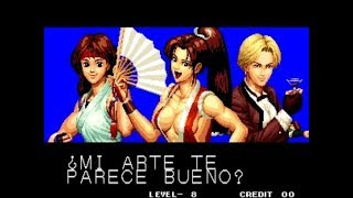 [TAS] The King of Fighters '94 - Women Fighters Team