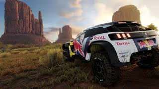 The Crew 2 offroad