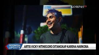 Vicky Nitinegoro Jalani Pemeriksaan Terkait Narkoba