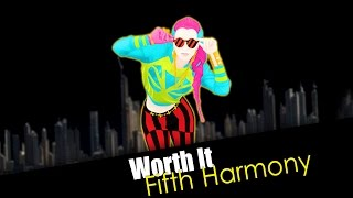 Just Dance 2015 - Worth It by Fifth Harmony ft. Kid Ink (Fanmade Mash