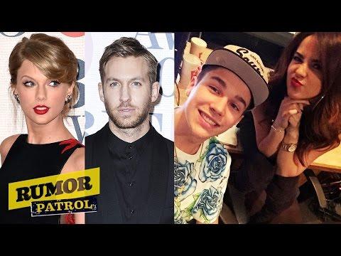 Taylor Swift & Calvin Harris HOOKING-UP? Becky G Dating Austin Mahone? RUMOR PATROL
