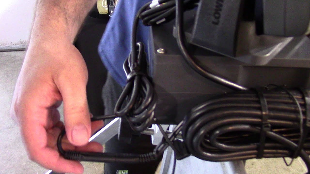 everything you need to mount and power your fishfinder youtube vhf antenna wiring diagram everything you need to mount and power your fishfinder
