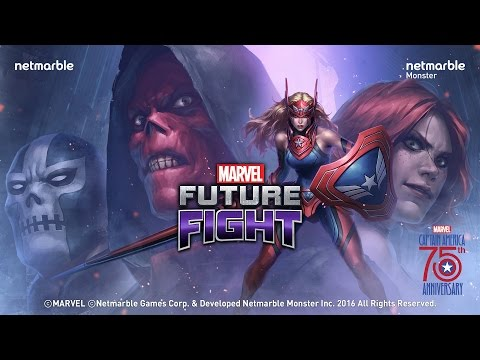 Marvel Future Fight celebrates Captain America 75th Anniversary