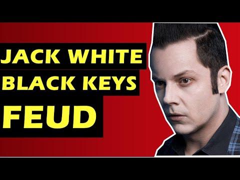The Black Keys: Jack White The White Stripes Feud