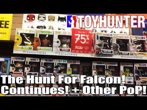 Toy Hunting: Toy Hunt in Wellington FL! Still Looking for Falcon Funko PoP!