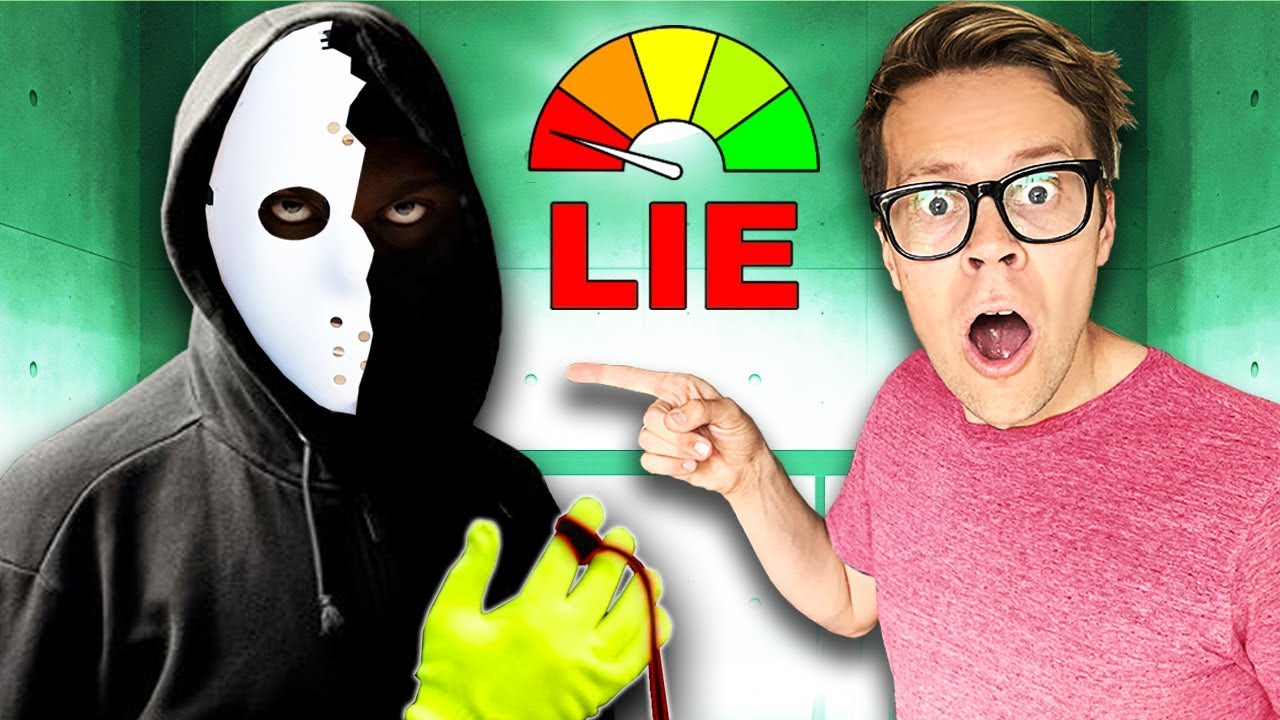 LIE Detector Test of GAME MASTER Hacker in Real Life ...