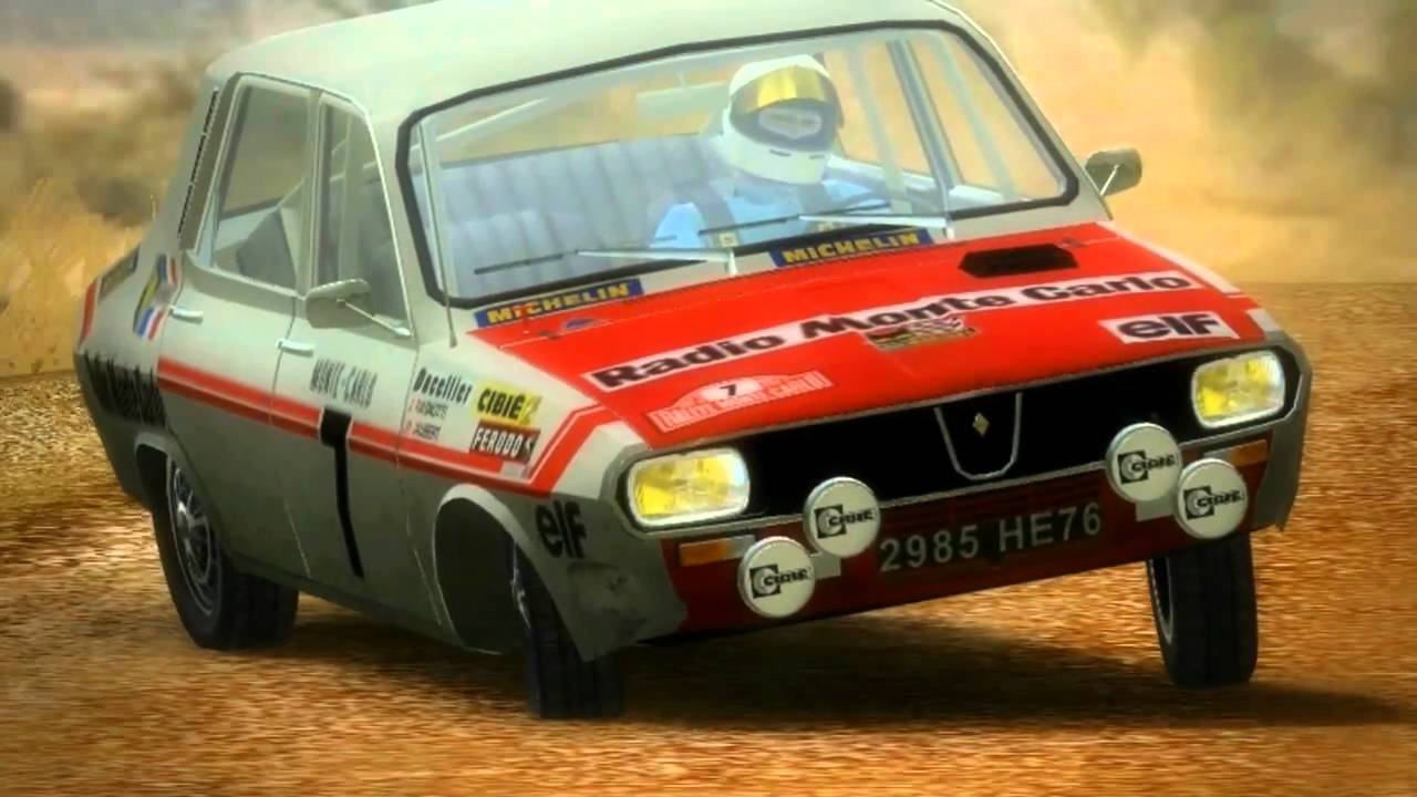 Xtreme Rally Cars (XRC). Renault 12 Gordini. rFactor - YouTube