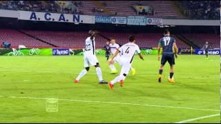 Video Gol Pertandingan Napoli vs Palermo