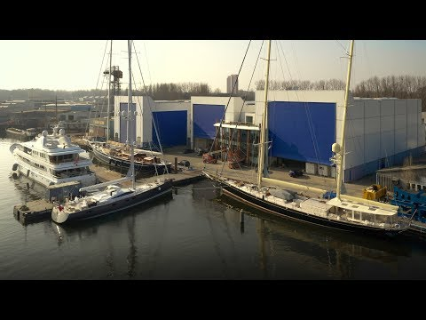 "ROYAL HUISMAN AMSTERDAM Promo (""sound ON"" Is Recommended)"