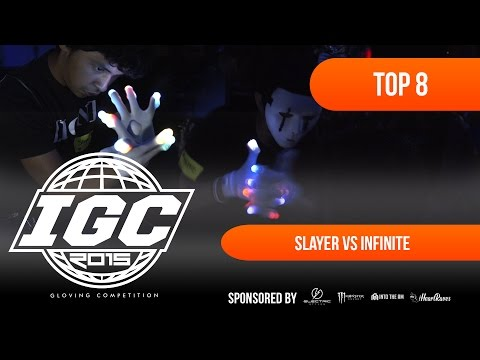 [IGC 2015] Slayer vs Infinite - Top 8 Match [EmazingLights.com]