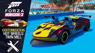 Forza Horizon 3 - Customization #03: Hot Wheels Twin Mill