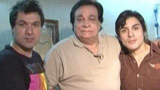 Kader Khan Wants Promote His Sons Through Theater