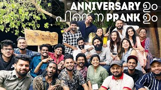 Anniversary Celebration with a Prank..| Kukku & Deepa |