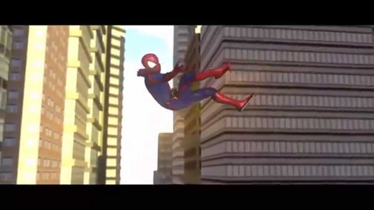 spider man lost cause 3d animation (made with autodesk maya) - youtube