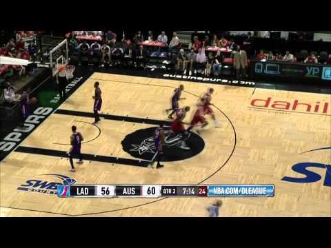 Erik Murphy 2014-15 NBA D-League Season Highlights