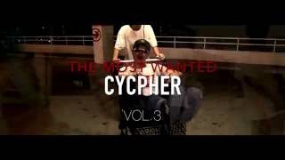 THE MOST WANTED CYPHER EP.03 P-ZIT, Keep2$ky, PClock (Prod. By BOTB)